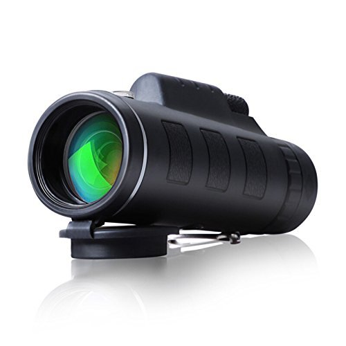 BuyFun 40X60 Monocular Telescope with...