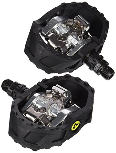 Shimano PD-M424 - SPD Mountain Pedals...