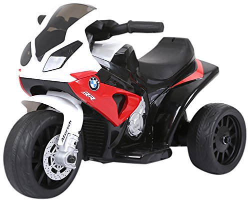 RunRunToys 4022 BMW 6V - Trimoto,...