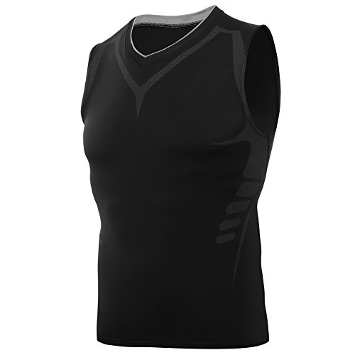 T-shirt de compression AMZSPORT sans...