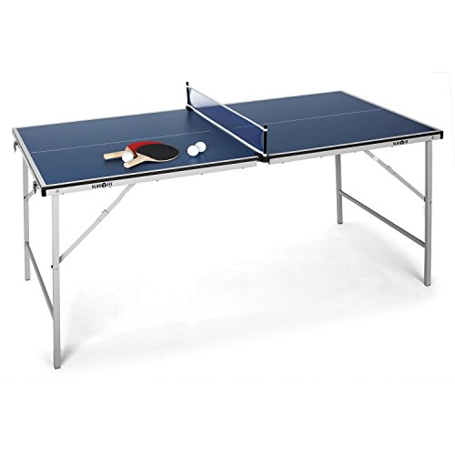 La table de King Pong de Klarfit...