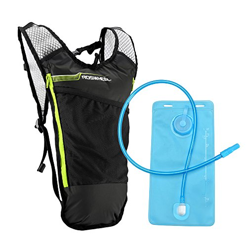 Sac à dos d'hydratation Leach 5L Backpack +...