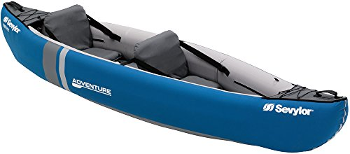 Canoë gonflable Sevylor Adventure Kayak...