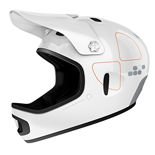 POC Cortex Flow MTB Helmet, Man, Black...