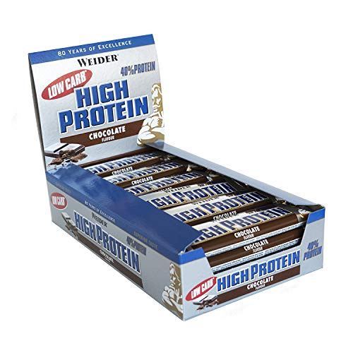 Weider 40% Protein Low Carb. Bar...