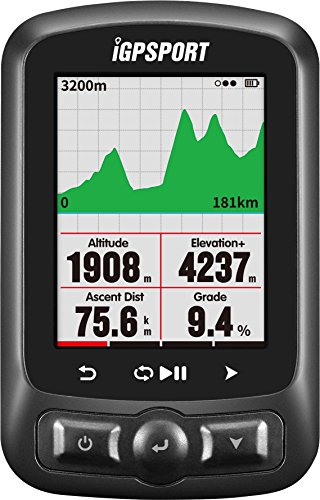 iGPSPORT iGS618 Ordinateur de cycle GPS ...
