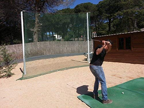 Red Cortina Golf PRACTICES 3m x 4m...