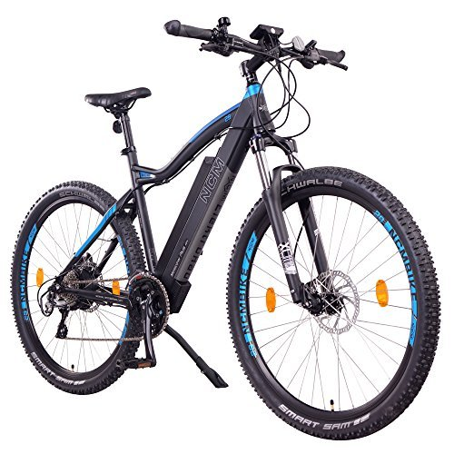 NCM Moscow Plus Electric Bicycle from...