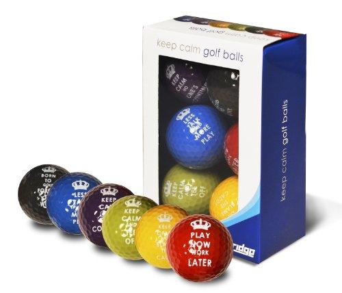 LONGRIDGE Keep 6 Calm de - Balles de golf...