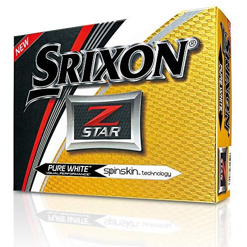 Balles de golf Srixon Z Star à 4 couches,...