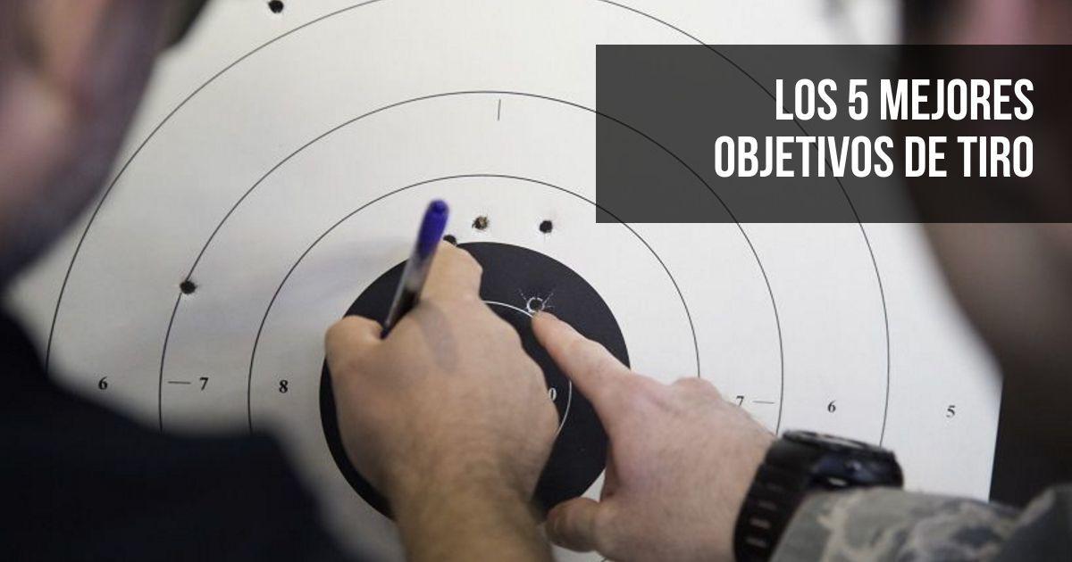 Les 5 cibles de tir les plus importantes pour un ciblage précis