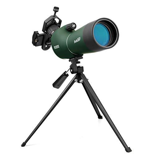 Le télescope terrestre SV28 de Svbony...