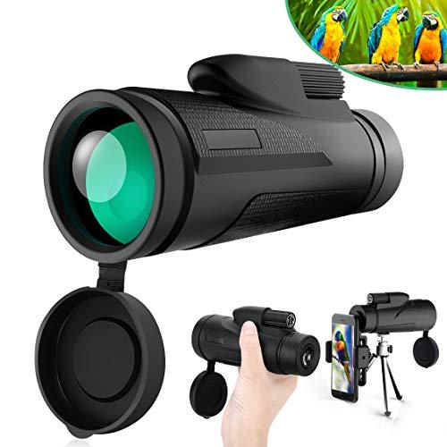 Télescope monoculaire Tencoz 12 x 50 HD...