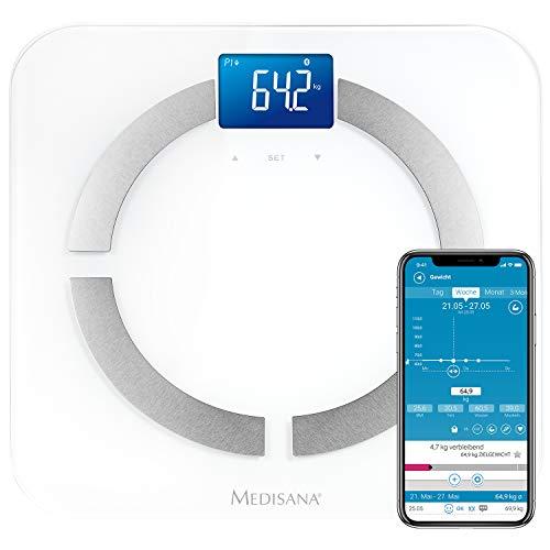 Medisana BS 430 Connect, balance numérique...