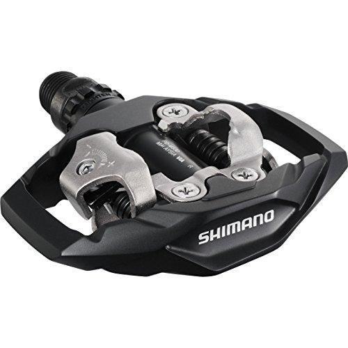 Pédales Shimano M-530 Enduro SPD, Unisexe...