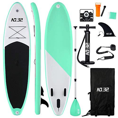 Planche de surf gonflable + SUP...