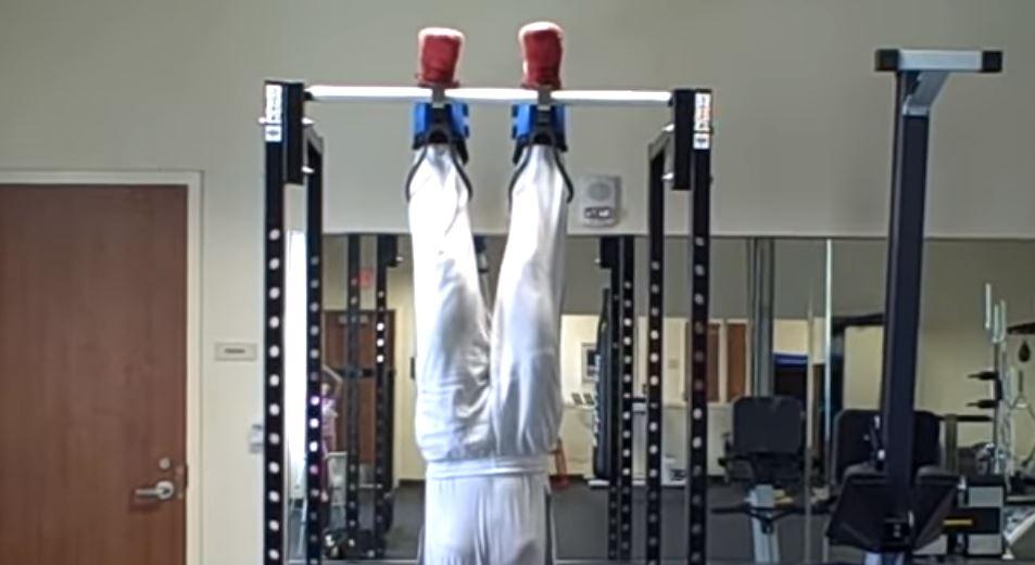 Top 5 des bottes à gravité pour travailler vos abdominaux et soulager votre dos