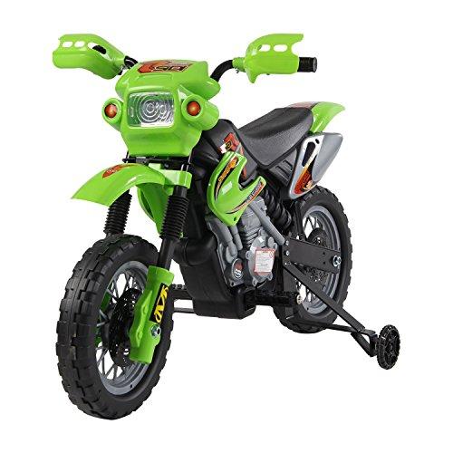 Batterie électrique pour enfants de motocyclette 6V...