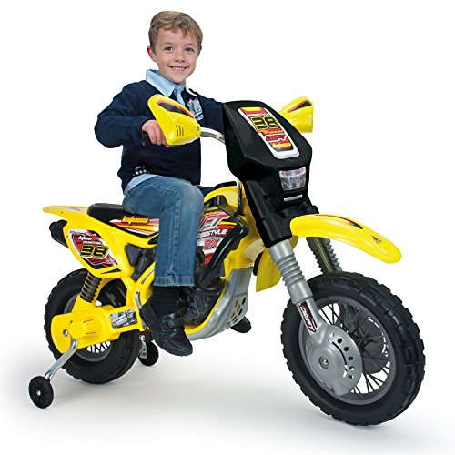 INJUSA Moto Cross Thunder MAX VX 12V...