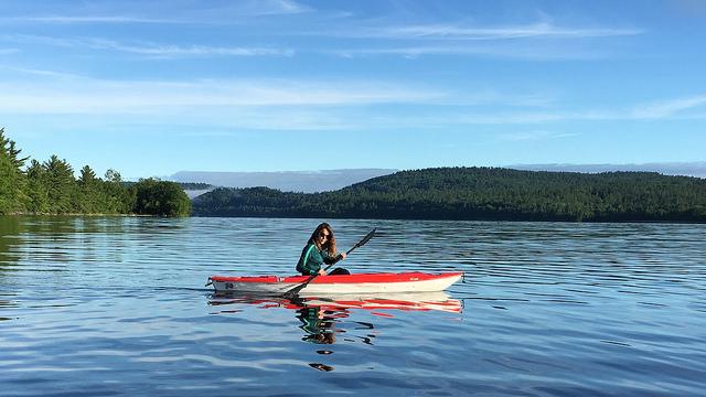 Kayacking-en-Ottawa
