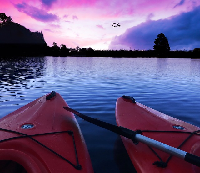 Les 12 meilleures places au monde pour faire du kayak