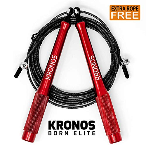 Kronos high jump rope...