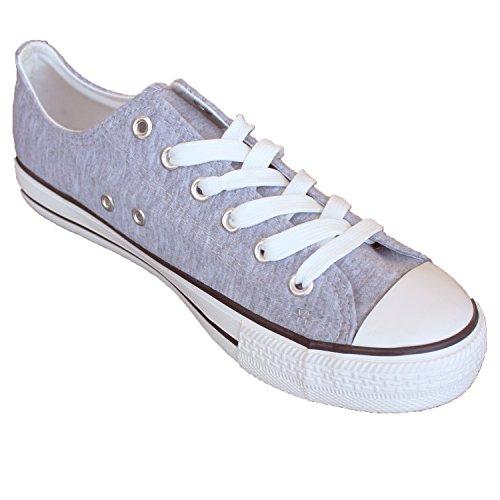 Chaussures unisexes en toile par...