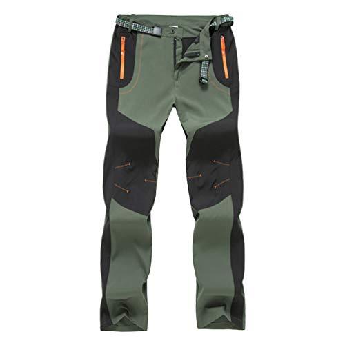Pantalons de camping unisexes Haobing et...