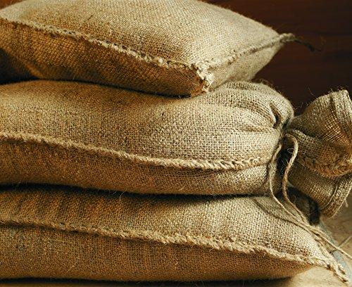 Sacs de sable en jute Noor, 20 kg (30 x...