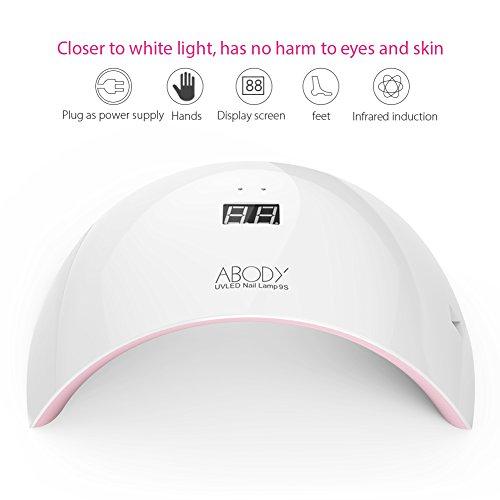 Abody Nail Lamp 24W UV Lamp...