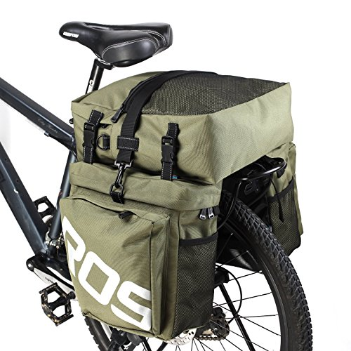 DCCN Sacoche arrière pour vélo...