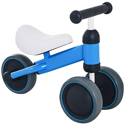 Homcom Bicycle Tricycle sans pédales...