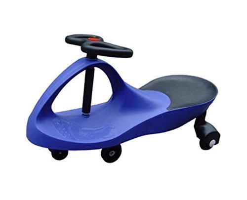 PlasmaCar Blue - Bicyclette sans pédales...