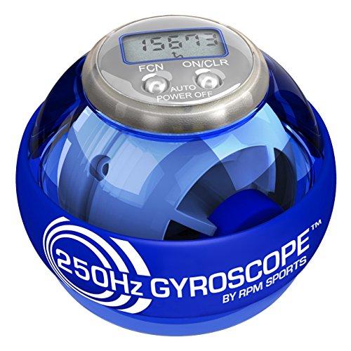Balle gyroscopique 250 Hz...