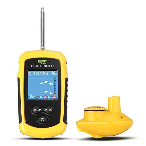 MKNzone 1 pc FFW1108-1 Fishfinder...