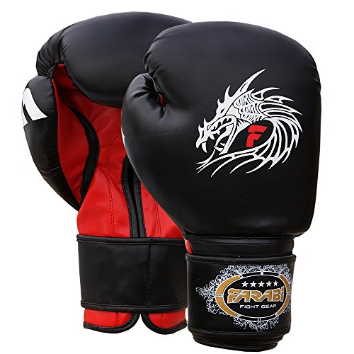 Gants de boxe sportive Farabi de...