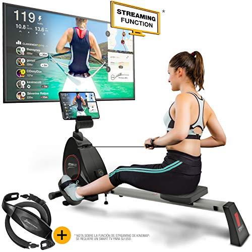 Sportstech RSX400 Rowing Machine -...