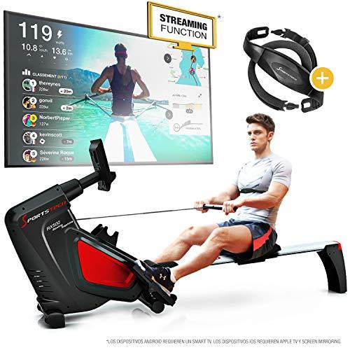 Sportstech RSX500 Rowing Machine ;...