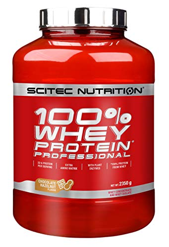 Scitec Whey Protein Professional Mix...