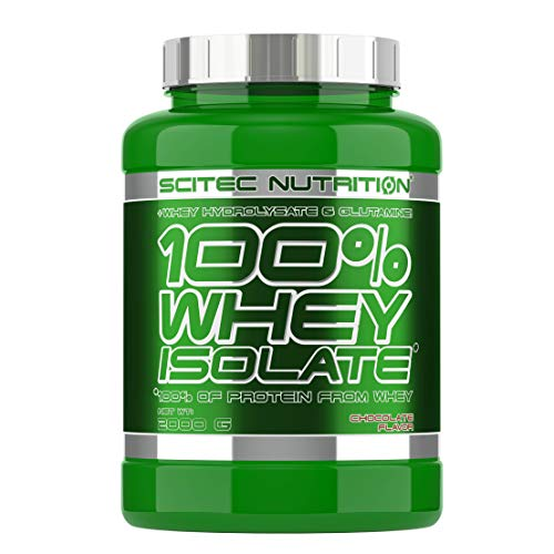 Scitec Nutrition 100% Isolat de lactosérum...
