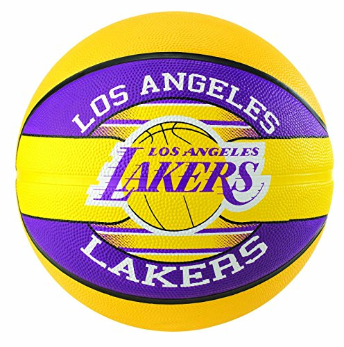 Spalding NBA Team L.A. Lakers 83-585Z...
