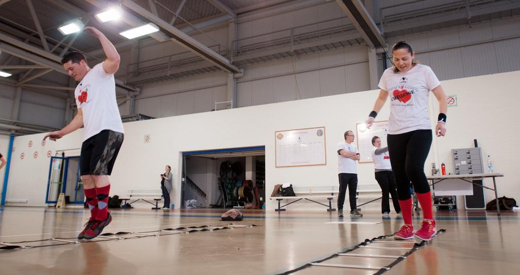 Les 5 meilleures échelles d'entraînement pour augmenter l'agilité, la vitesse et la coordination dans le corps