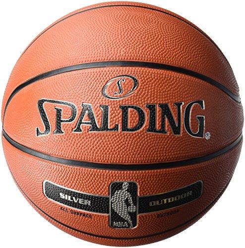 Spalding NBA Silver Outdoor 83-494Z...