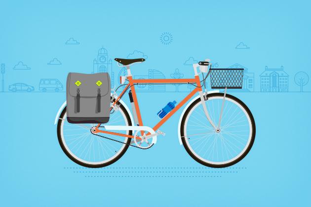Les 6 sacoches de vélo les plus populaires pour transporter ce dont vous avez besoin