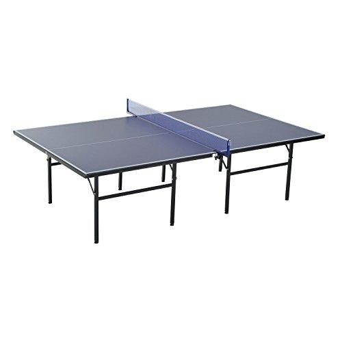Table de ping-pong pliante Homcom avec...