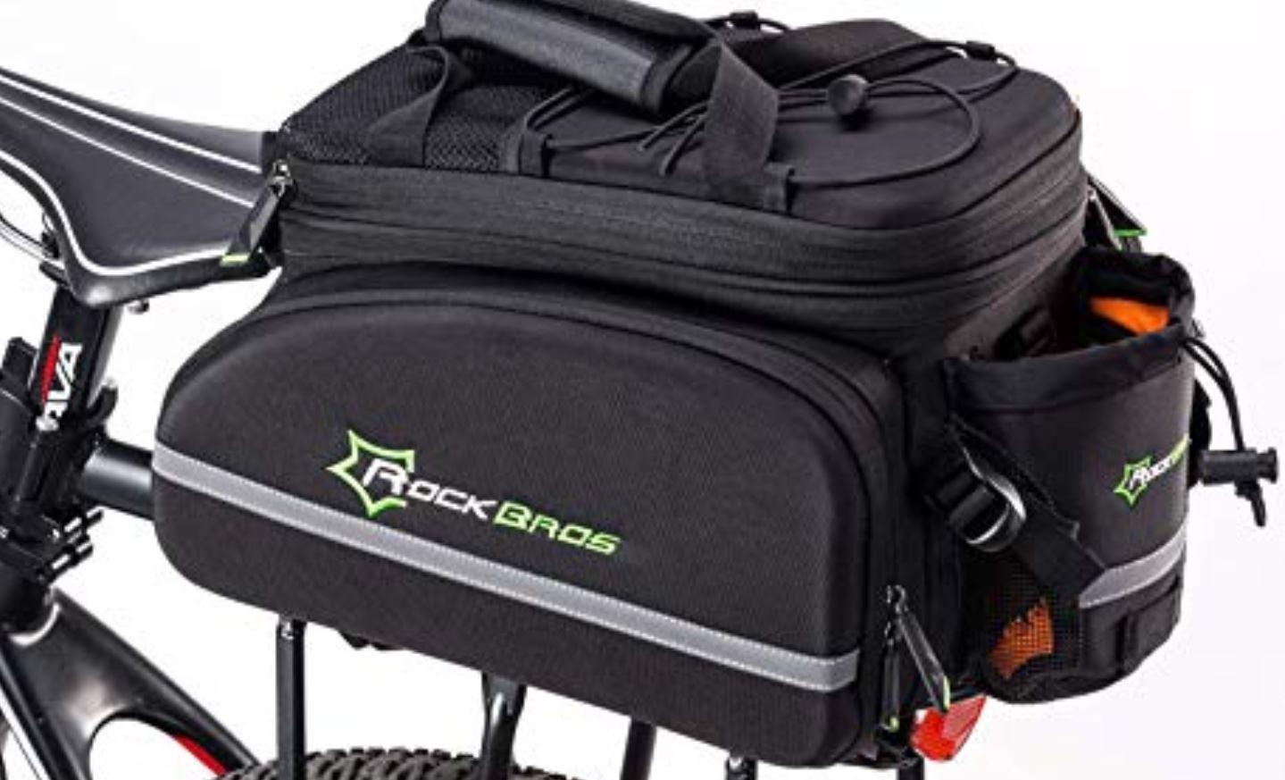 Top 5 des sacoches de vélo les plus confortables et les plus durables à l'avant