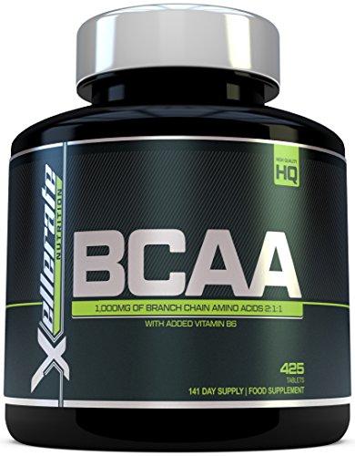 BCAA Comprimés 1000 mg | 425...