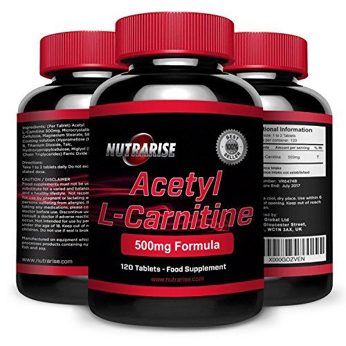 L Carnitine, le meilleur supplément pour...