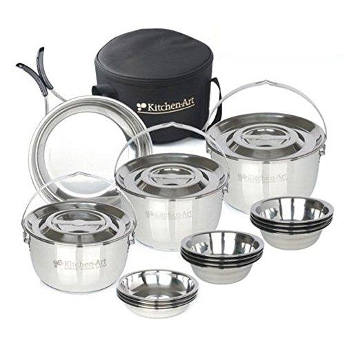 Cuisine (Ensemble de casseroles et poêles 20P...