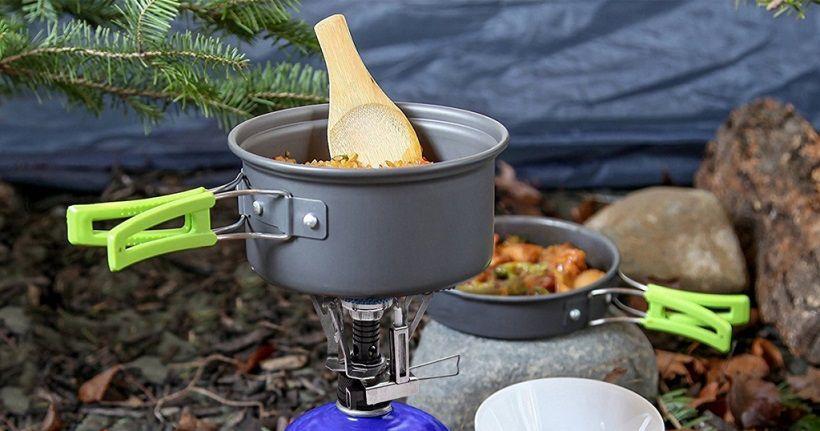 Top 5 des ustensiles de cuisine les plus confortables pour le camping et la randonnée